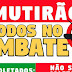 Aedes Aegypti: Bossoroca realizará mutirão de limpeza de pátios por bairros