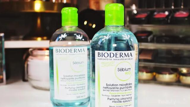 Bioderma series Sebium Micellar Water