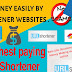 What are the best URL shortener for money making?