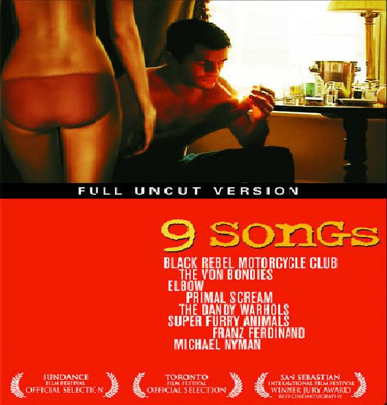 9 Songs (2004) English Hot Movie Full HDRip 720p BluRay