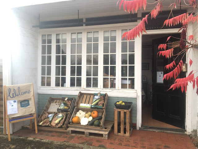 Traditional rural grocers