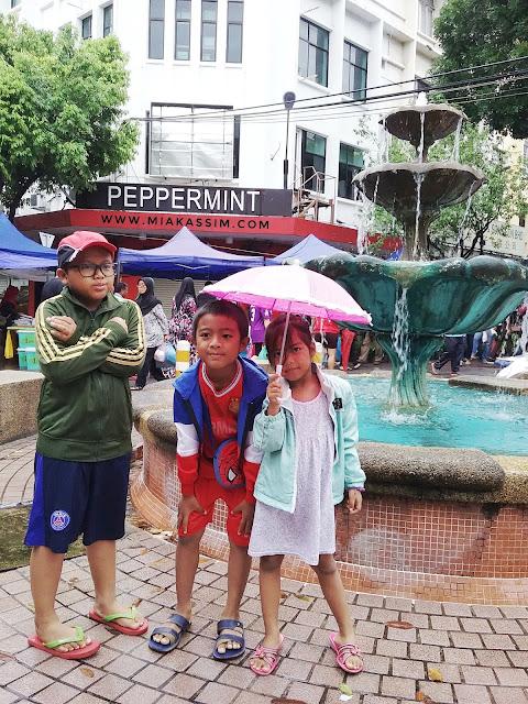 Apa Yang Korang Boleh Dapat Di Tamu Gaya Street Kota Kinabalu