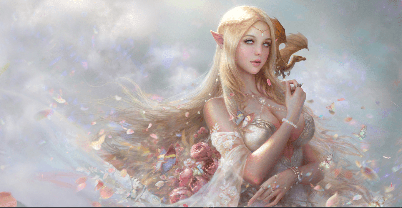 Fantasy Girl II [Wallpaper Engine Free]