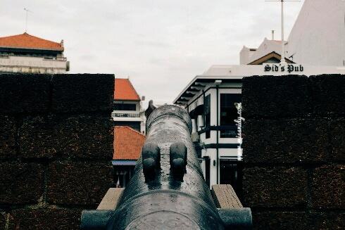 dutch fort malacca