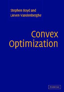 Convex Optimization by Boyd