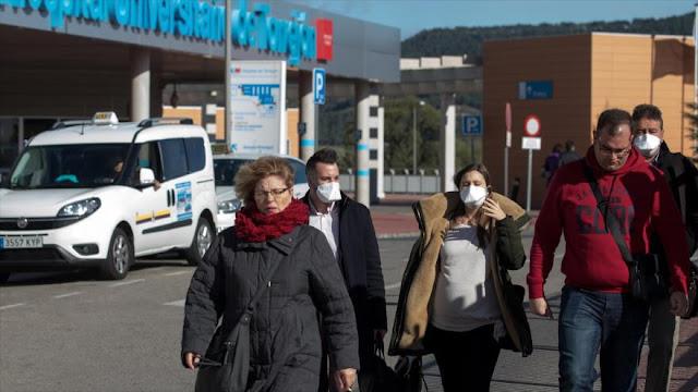 España confirma el primer fallecido por coronavirus