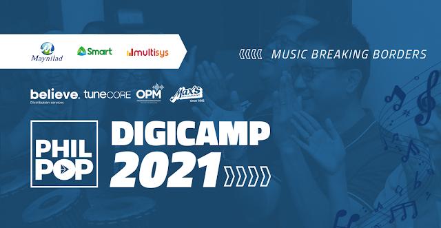 PhilPop 2021 DigiCamp