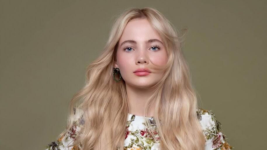 Freya Allan, Blonde, Actress, 4K, #6.338