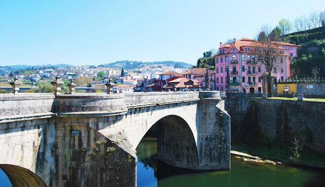 Amarante en Portugal