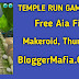 Temple Run Free Game App Aia File Download Makeroid, Thunkable - Blogger Mafia
