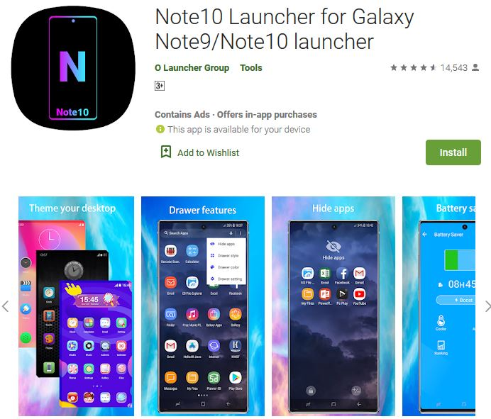 Best and Fastest Launcher for Android 2021