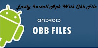 How to Install Apk and Obb