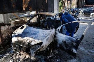 Syiah Hizbullah Disebut Serang Kamp Demonstran Lebanon