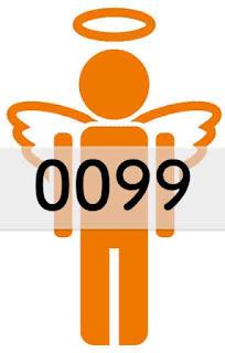 エンジェルナンバー 0099