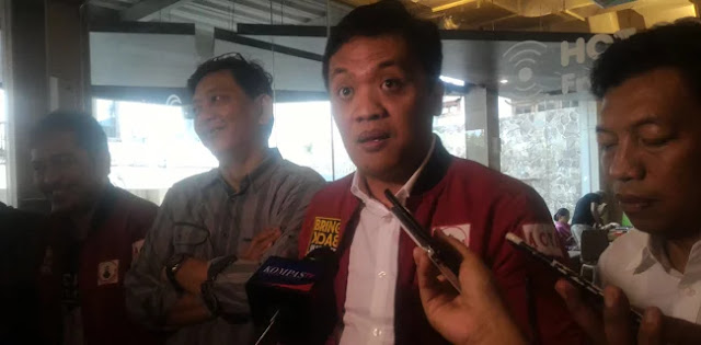 Caleg Gerindra: Pimpinan KPK Ngawur