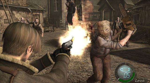 Tips dan Trik Bermain Resident Evil 4 Untuk Pemula
