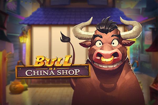 Main Gratis Slot Bull In A China Shop (Play N GO)