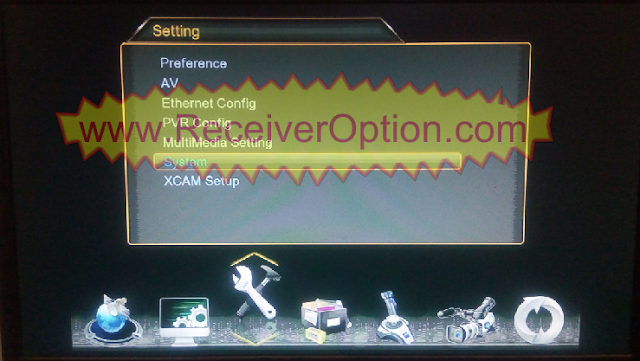SUPER GOLD X3 HD RECEIVER AUTO ROLL POWERVU KEY NEW SOFTWARE