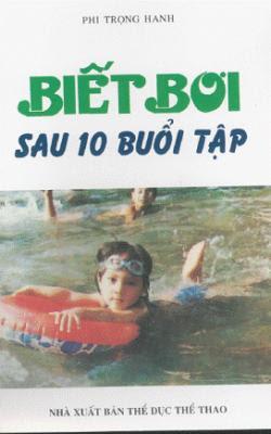 Biết bơi sau 10 buổi tập