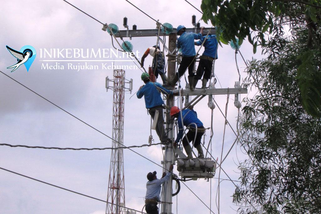Catat! Ini Jadwal Pemadaman Listrik di Wilayah Gombong Mulai Hari ini