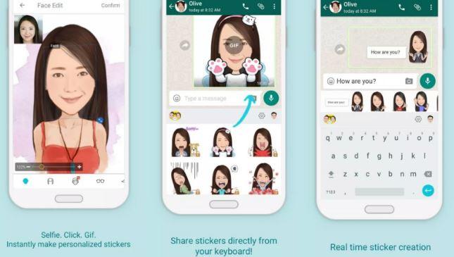 Cara Membuat Stiker Wajah Sendiri Di Android
