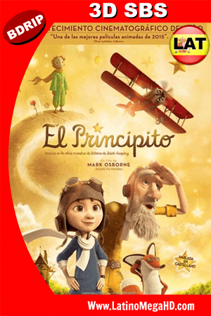 El Principito (2015) Latino Full 3D SBS BDRIP 1080P ()