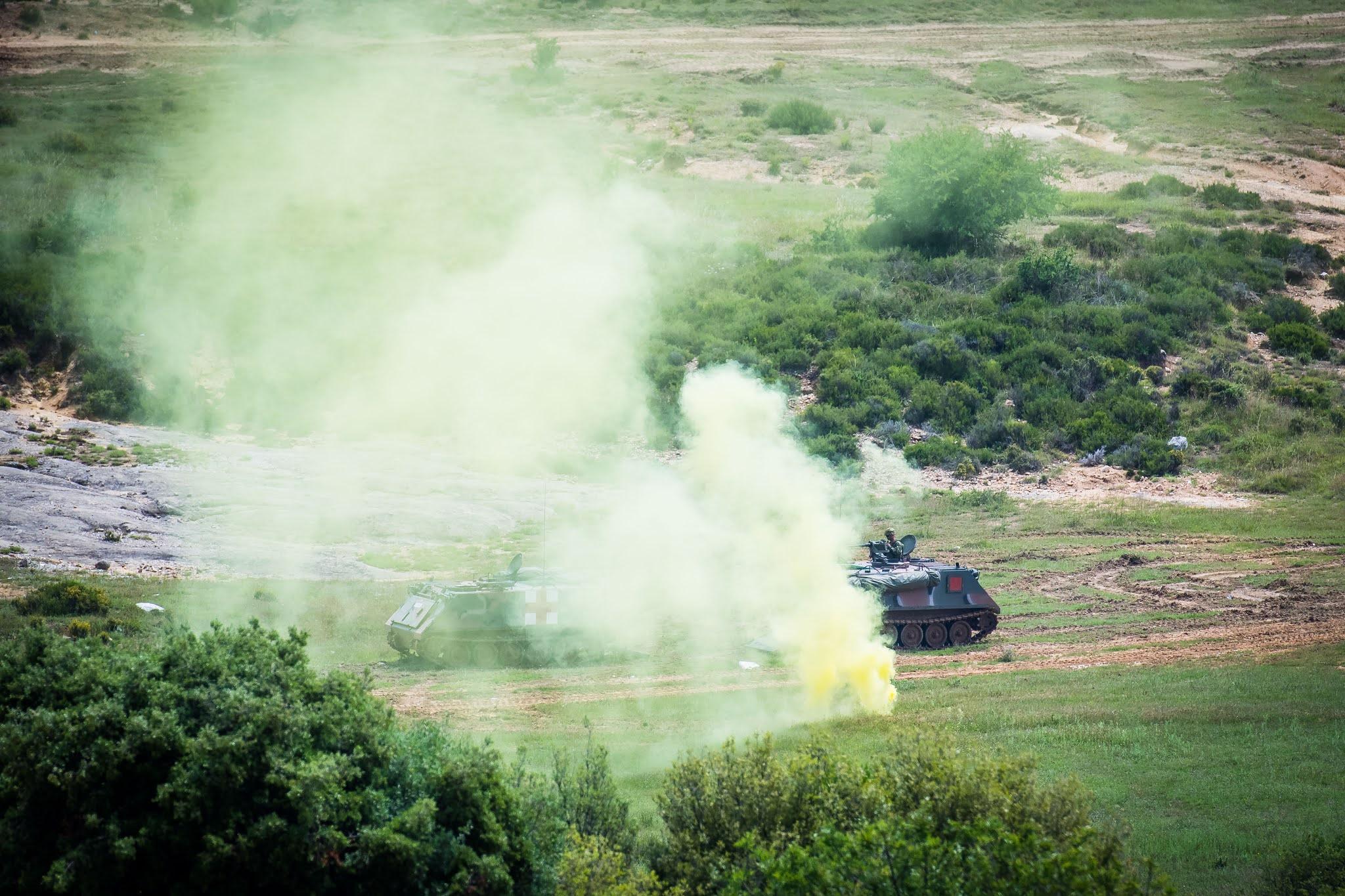Πήρε «φωτιά» η Ξάνθη για τη στρατιωτική άσκηση Δημόκριτος