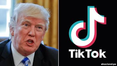 Trump ordena vender activos de TikTok en Estados Unidos y autoriza auditoria