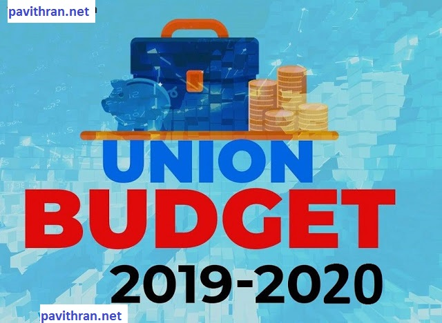 Union Budget & Interim Budget 2019-2020 PDF in Hindi and English