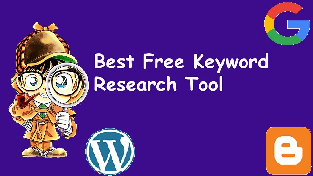 Top 7 Best Free Keyword Research Tool for Bloggers