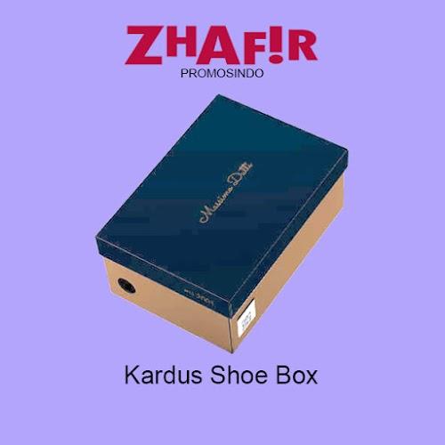 Cetak Kardus Shoe Box