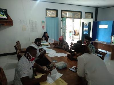 Pelayanan di Kantor Disdukcapil Maluku Tenggara