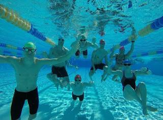 manfaat rutin berenang bersama