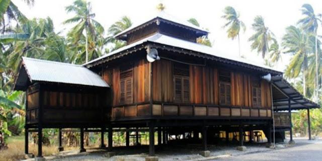 Ada Masjid Jin, Ada Suara Dzikir, tapi Tak Satupun Orang di Dalamnya