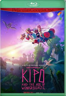 Kipo y la era de los magnimales (2020) Temporada 3 [1080p Web-Dl] [Latino-Inglés] [LaPipiotaHD]