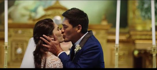 Vic and Pauleen's heartwarming wedding video
