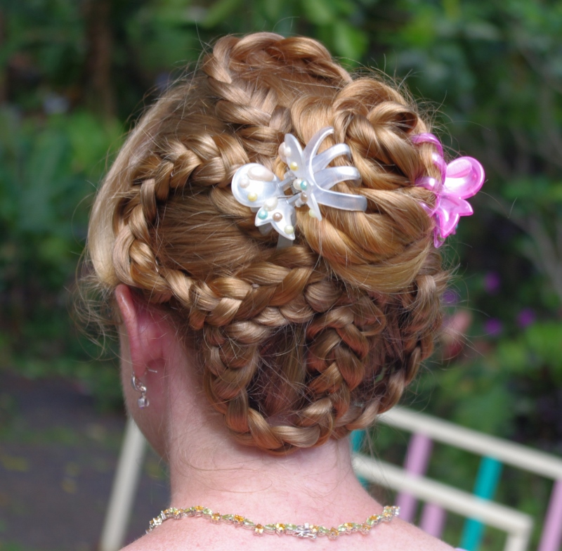 easy easter hairstyles braids hairstyles for super long hair flower updo