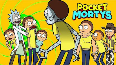 Pocket Mortys Mod Apk Download | Unlimited Lottery Tickets
