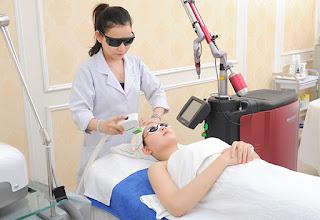 Đi tìm lời giản cho biện pháp trị mụn tận gốc bằng tia laser