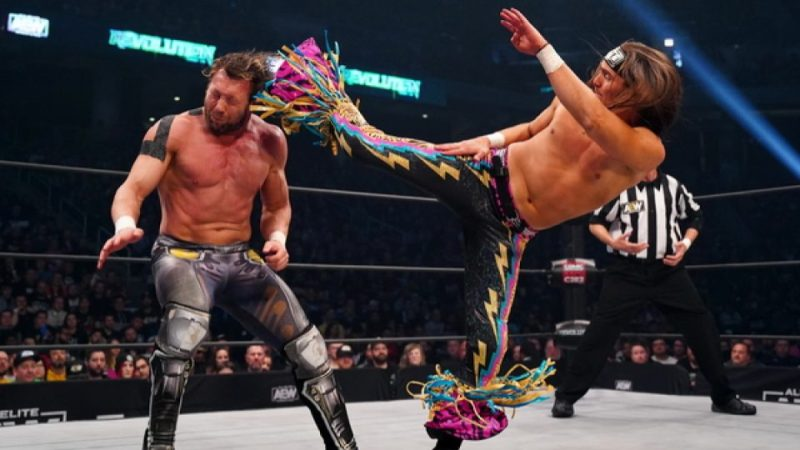 10 Best Wrestling Matches of 2020