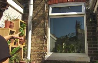 Frances Tophill window