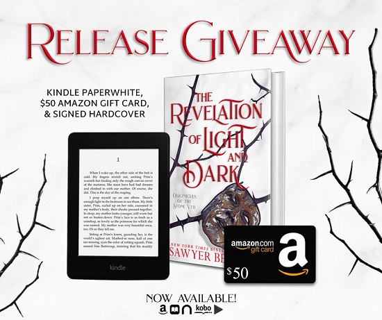Release Giveaway!