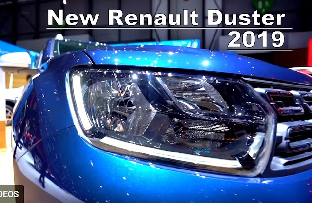Renault Duster Facelift 2019- Price in India,Specifications