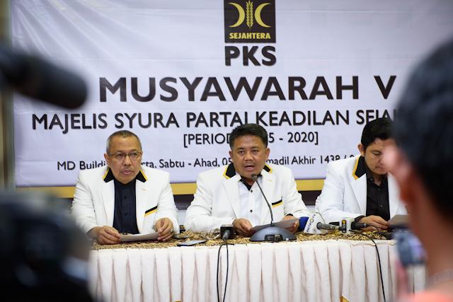 Bismillah, Ini 9 Nama Bakal Calon Presiden dan Wakil Presiden dari PKS