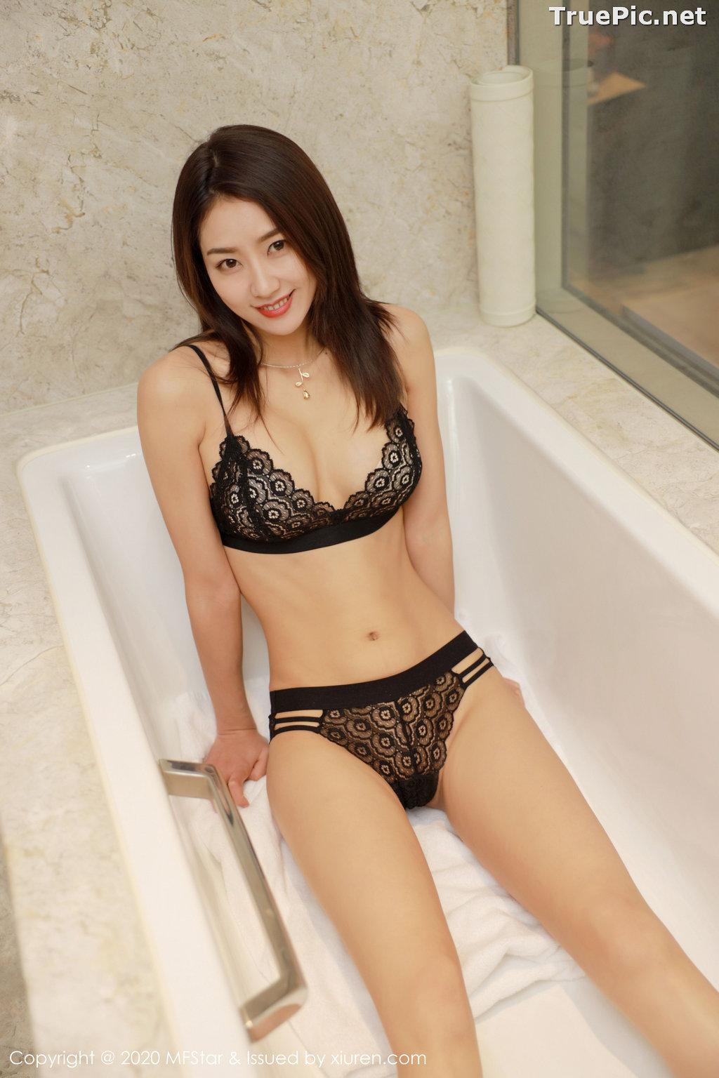 Image MFStar Vol.307 - Chinese Model - Fang Zi Xuan (方子萱) - TruePic.net - Picture-6