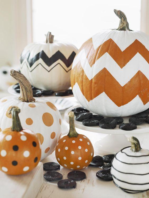halloween dekorasyon fikirleri