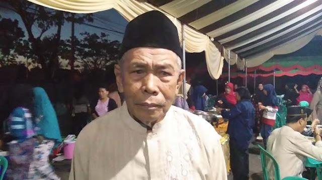 Warga Pangkep Pilih NH-Aziz Karena Tak Jelekkan Kandidat Lain