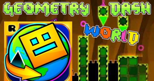 Geometry dash world v1 00 apk mod tudo desbloqueado android tunado