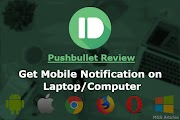 Get Mobile Notifications on Desktop - Pushbullet Review