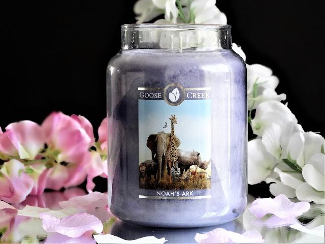 avis noah's ark goose creek, bougie noah's ark goose creek, noah's ark goose creek candle review